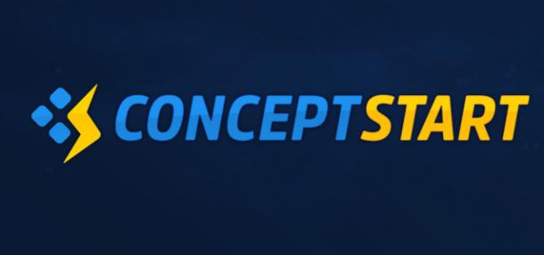 ConceptStart Re-Brand